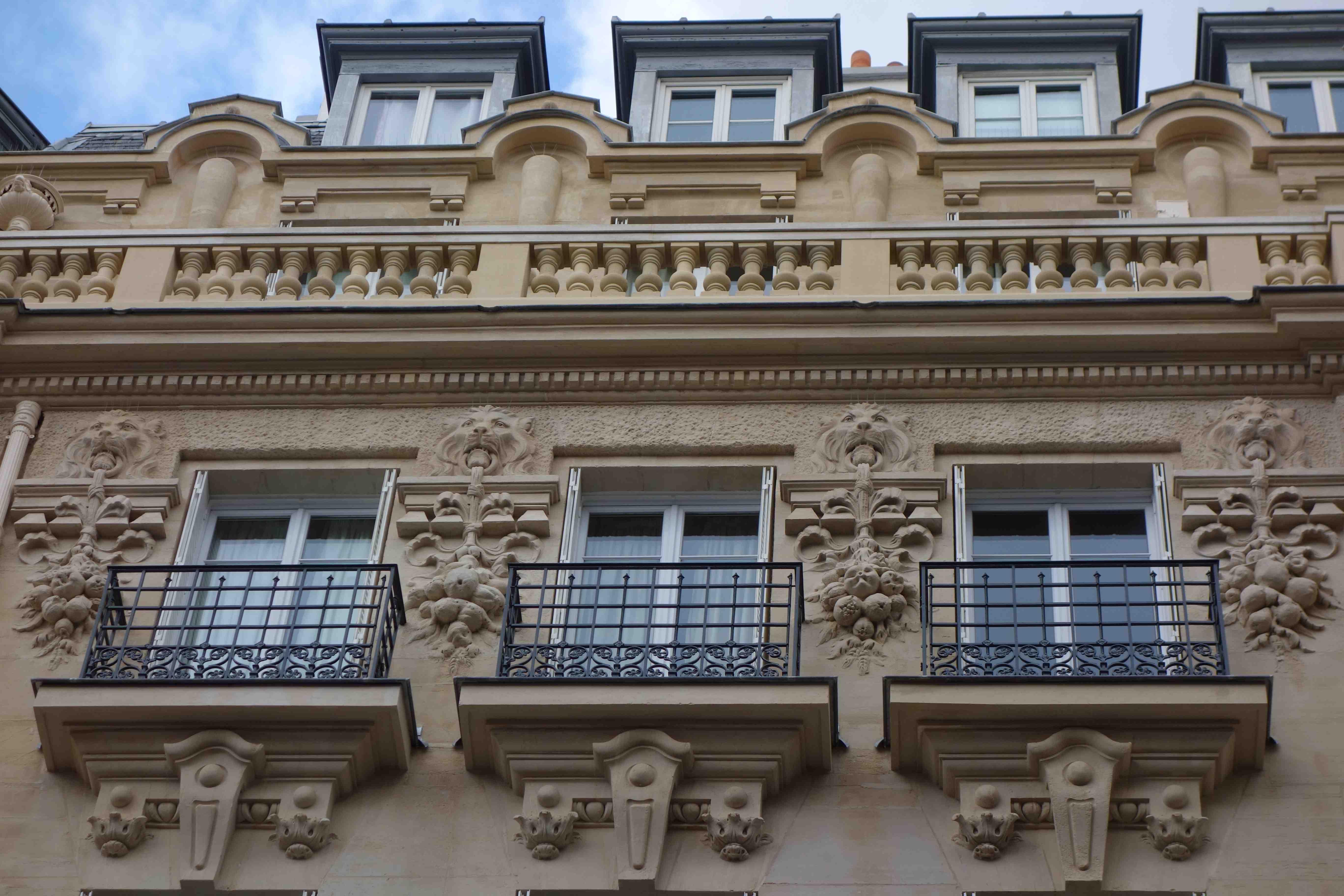 Restauration de fa adeparis x fendler seemuller architectes for Architecte abbeville