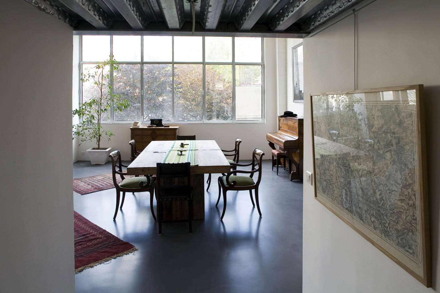 Loftparis xix fendler seemuller architectes for Amenagement jardin 250m2